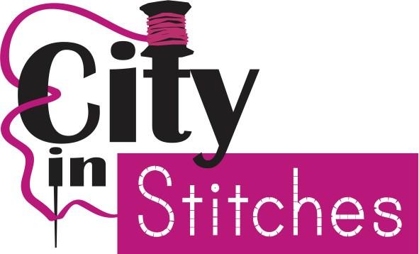 City in stitches
